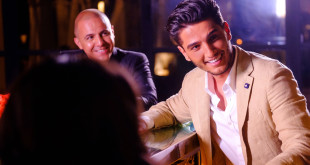 Platinum Records - Mohammad Assaf and Faudel Rani MV (1)