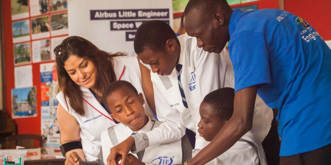 Airbus Foundation Little Engineer