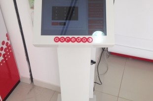 Photo Borne Self Services de Ooredoo (1)