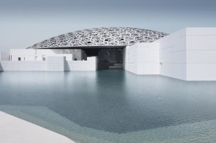 Le Louvre Abu Dhabi (photo Ouest France).